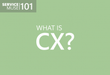ServiceMuse 101 - What is CX?