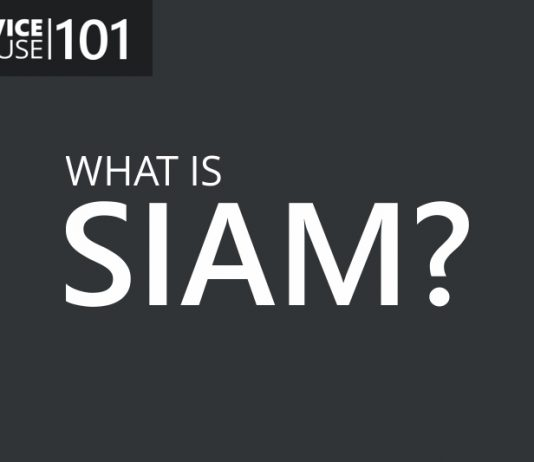 What is SIAM?